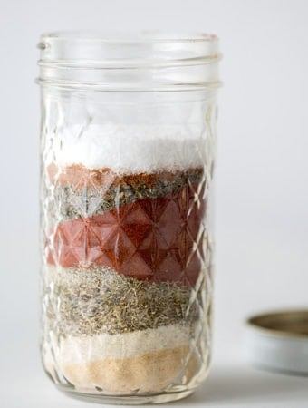 Homemade Cajun Spice Blend. simplyhappyfoodie.com