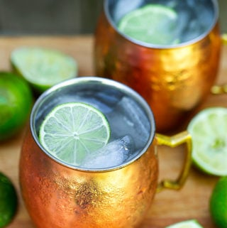 Moscow Mule Cocktail