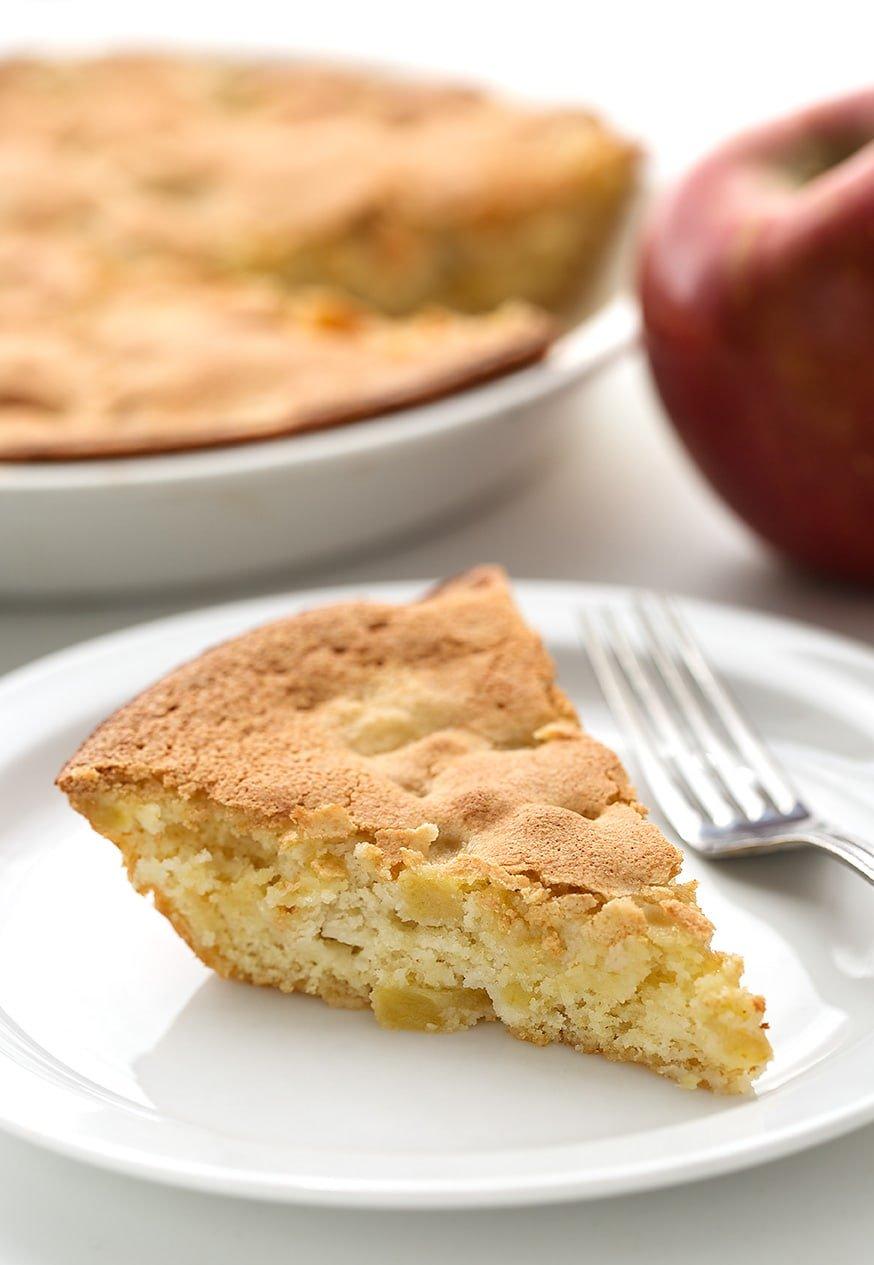 Norwegian Apple Pie Simply Happy Foodie