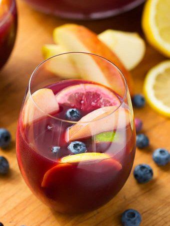 Fruity Red Sangria
