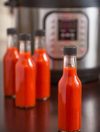 Instant Pot Hot Sauce