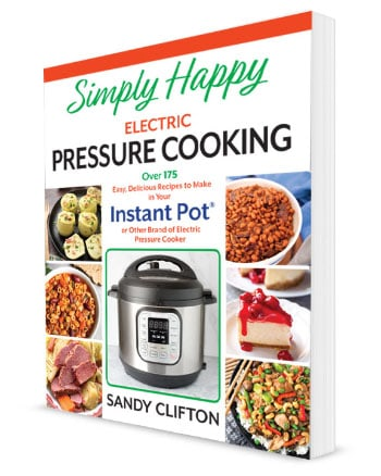 Picture of Simply Happy Electric Pressure Cooking