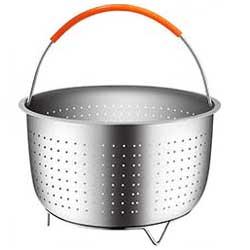 House again brand steamer basket for pressure cooker