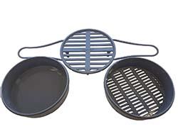 instant pot silicone steamer set