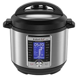 Instant Pot Ultra Smart Electric Pressure Cooker 6 quart