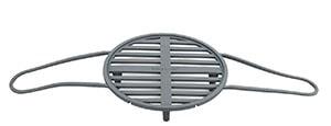 silicone steam rack