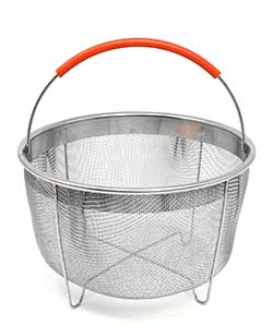 stainless mesh basket selbee