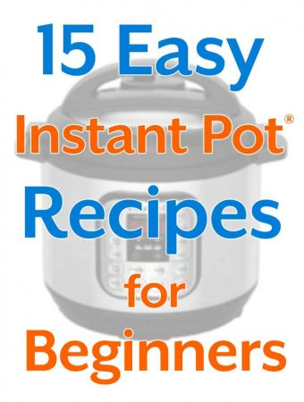 15 Easy Instant Pot Recipes