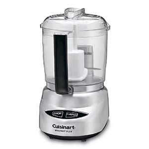 Cuisinart DLC 4CHB Mini Prep Plus 4 Cup Food Processor