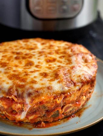 The Best Instant Pot Lasagna Recipe