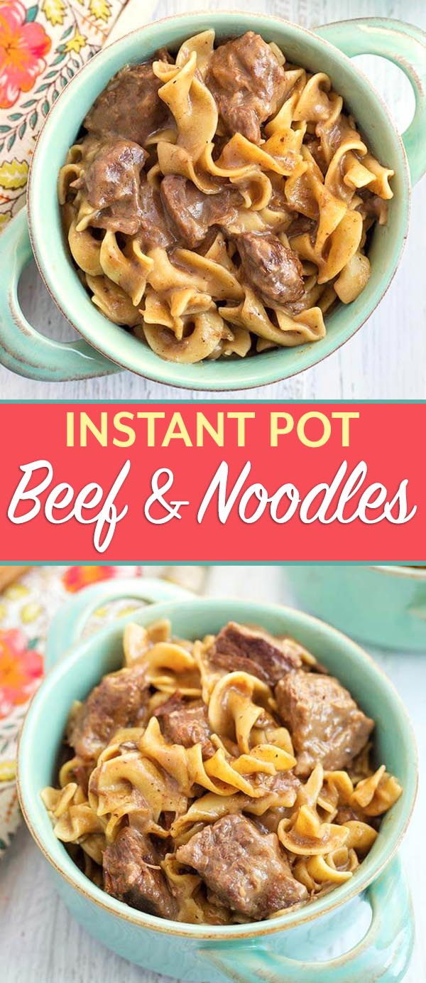 how to cook penne noodles in instant pot