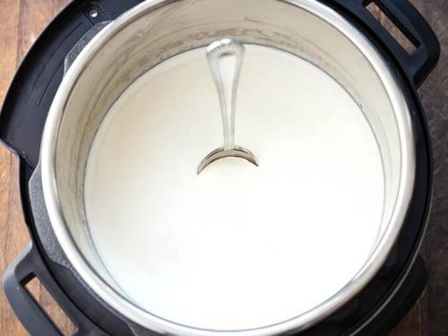 Instant Pot No Boil Yogurt