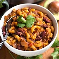 Instant Pot Chili Mac
