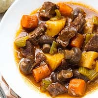 Sandy's Instant Pot Beef Stew