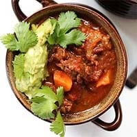 Instant Pot Chili Texas Style (Paleo)