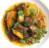 Instant Pot Paleo Beef Soup
