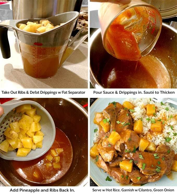 instant-pot-sweet-and-sour-country-ribs-process-2