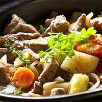 Instant Pot Leftover Beef Stew