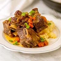 Incredibly Tender Instant Pot Short Ribs