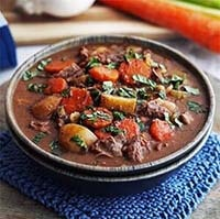 Instant Pot Chinese Five Spice Beef Vegetable Stew