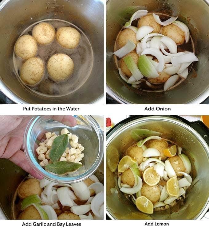 instant pot low country shrimp boil process 2