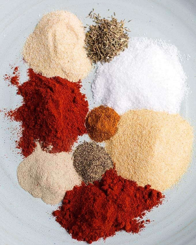 Rotisserie Chicken Spice Rub