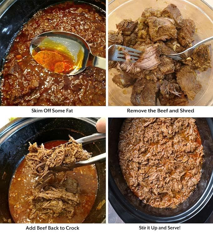 slow cooker barbacoa beef process 2
