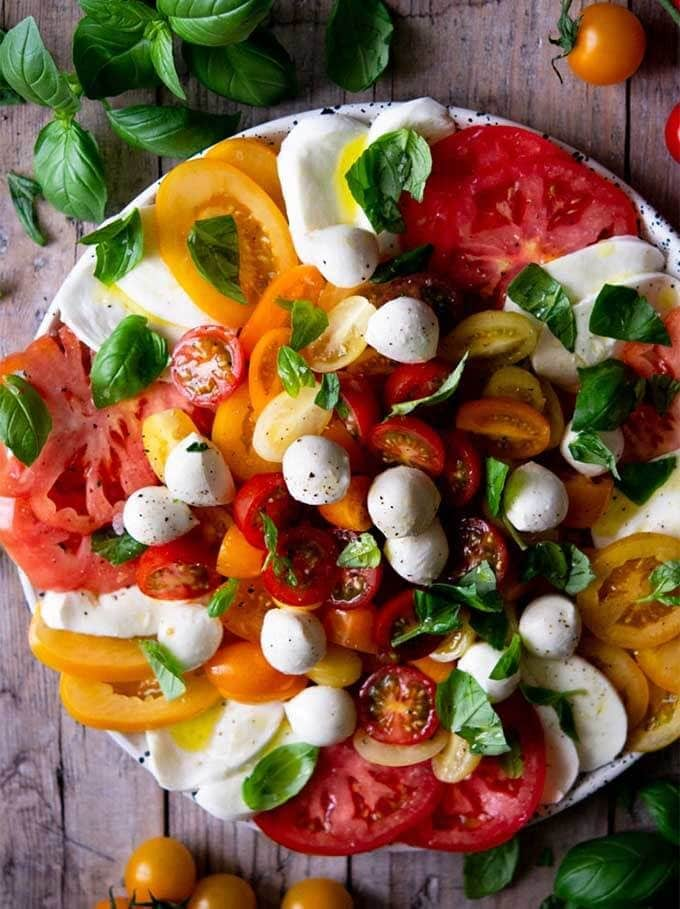 Classic-Caprese-Salad