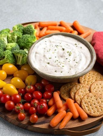 Ranch Vegetable Dip