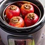 Instant Pot Baked Apples