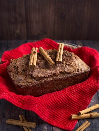 Nana's Easy Cinnamon Bread