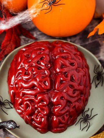 Halloween Jello Brain Recipe