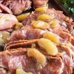 Instant Pot Apple Pie Ham