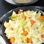 Instant Pot Cabbage Side Dish