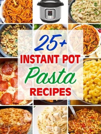 Instant Pot Pasta Recipes