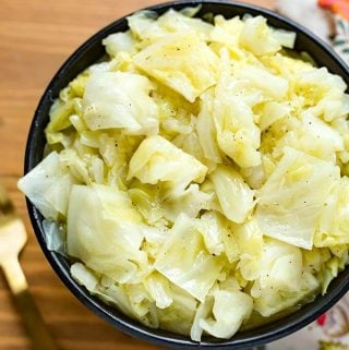 Instant Pot Buttered Cabbage