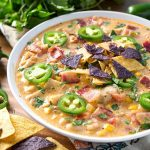 Instant Pot Jalapeño Popper Chicken Chili