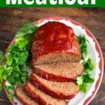 Easy Slow Cooker Meatloaf