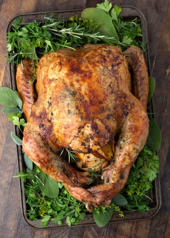 easy Thanksgiving Turkey recipe