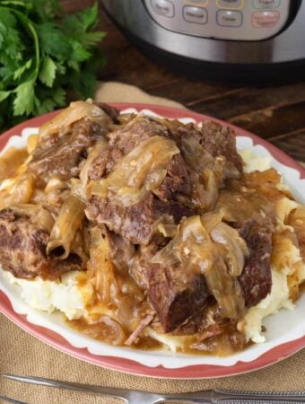Instant Pot French Onion Pot Roast