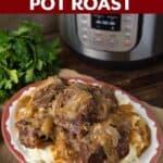 Instant Pot French Onion Pot Roast
