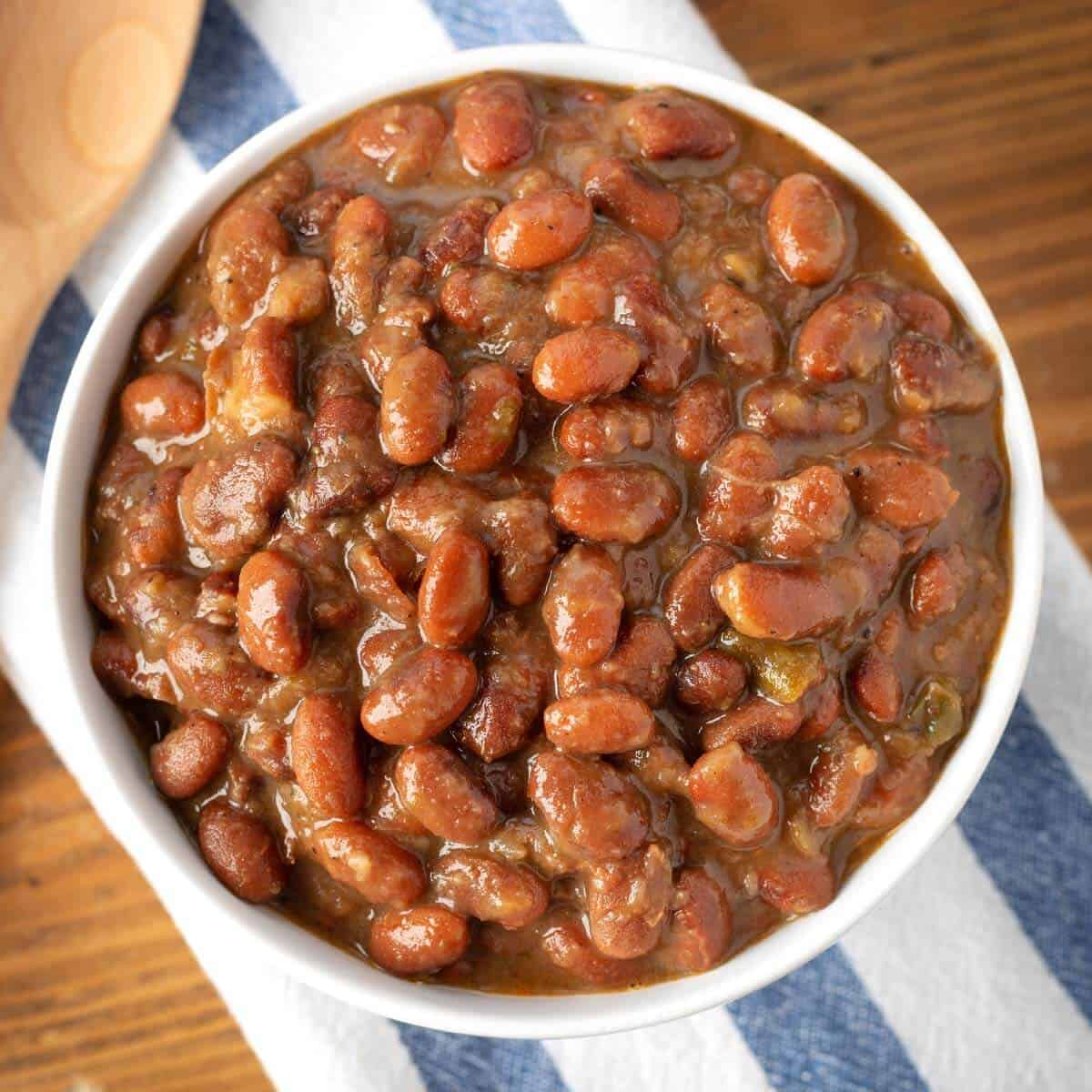 Instant Pot Mexican Pinto Beans Simply Happy Foodie
